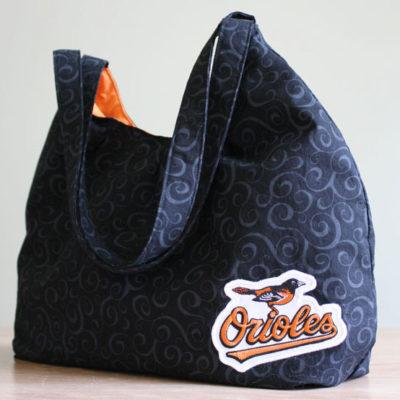 Baltimore Orioles Purse