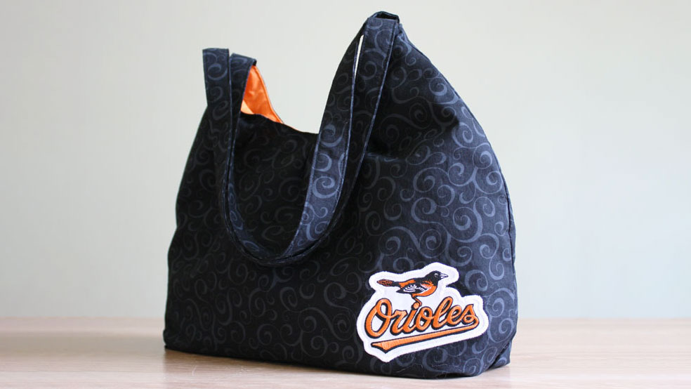 Baltimore Orioles Purse